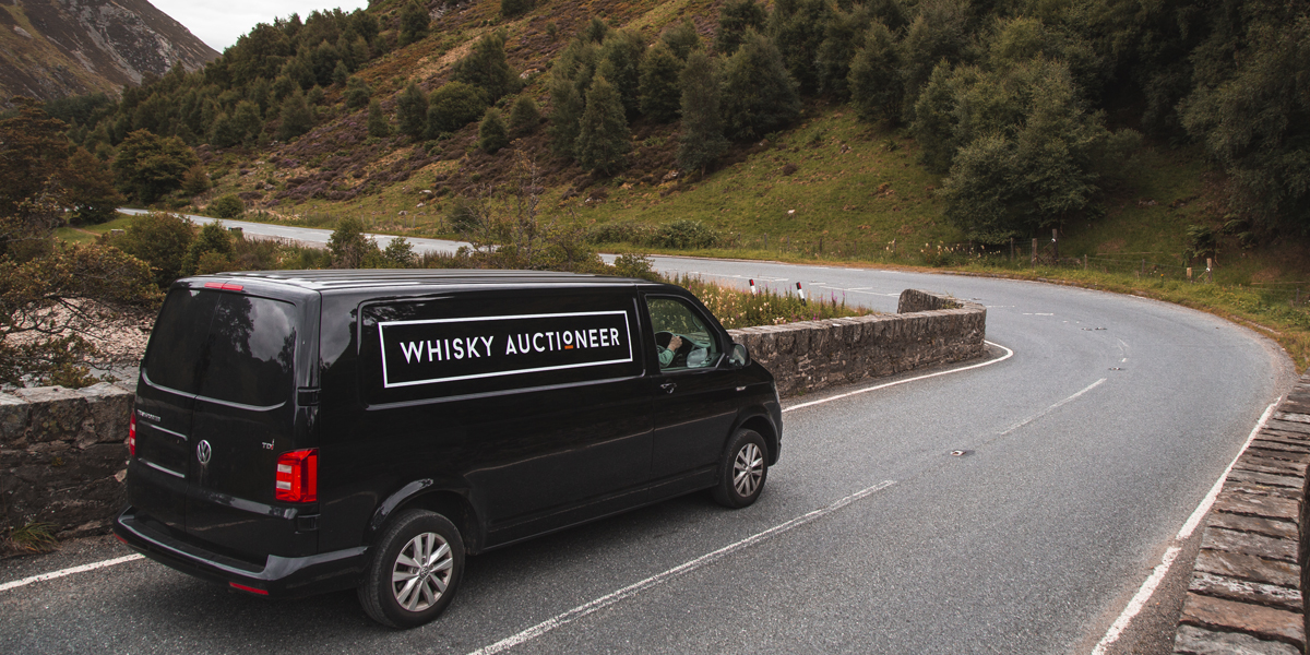 How To Get Your Bottles To Whisky Auctioneer