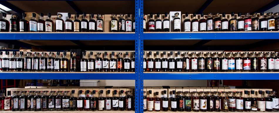 Whisky Auctioneer's Storage Services