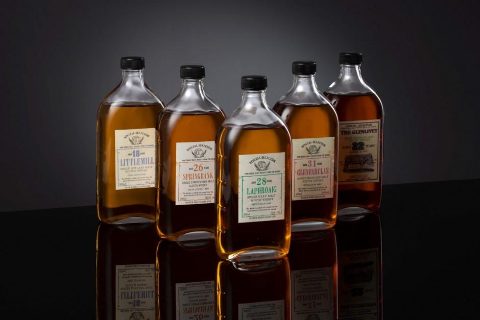 Scotch Malt Sales Japanese Whisky Bottler