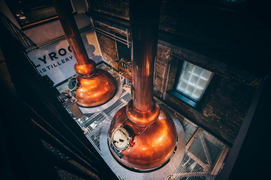 Holyrood Distillery, Edinburgh