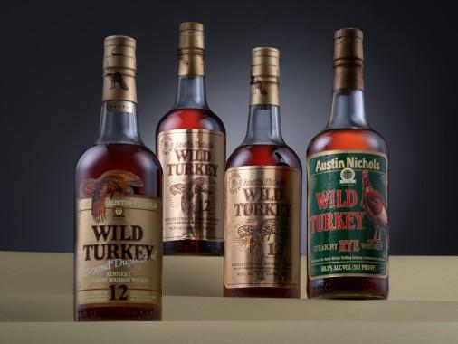 Wild Turkey History