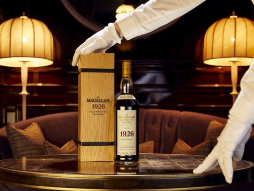 The Macallan 1926 Fine and Rare 60 Year Old
