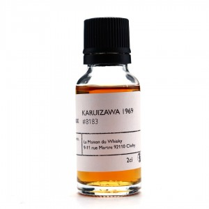 Karuizawa 1969 Single Bourbon Cask #8183 Sample