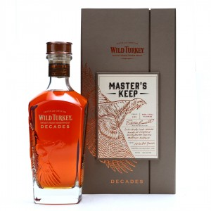 Wild Turkey Old Master's Keep Decades Batch #2