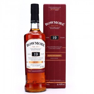 Bowmore 19 Year Old French Oak Barrique