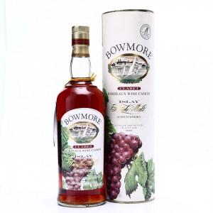 Bowmore Claret Bordeaux Wine Casked 75cl / US Import