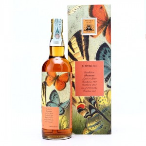 Bowmore 1991 Antique Lions 25 Year Old / The Butterflies