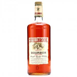 Stillbrook Straight Bourbon Quart 1977