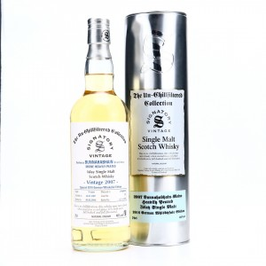Bunnahabhain Moine 2007 Signatory Vintage 9 Year Old / German Whiskyfair
