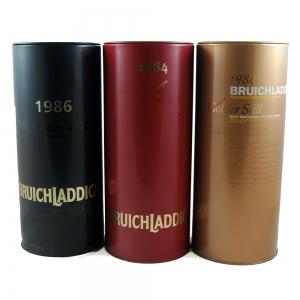 Bruichladdich Stills Collection 3 x 70cl Front