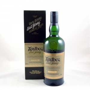 Ardbeg 1998 Still Young Front