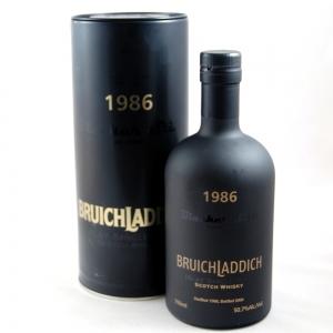 Bruichladdich 1986 Blacker Still Front