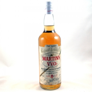 Martin's V.V.O 86.8 Proof (One quart)