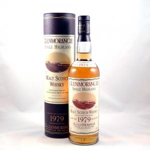 Glenmorangie 1979 bottled 1996 Front