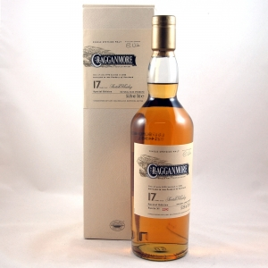 Cragganmore 17 Year Old 2006 Release Front