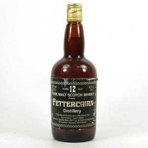 Fettercairn 1965 Cadenhead's 12 Year Old
