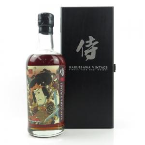 *Karuizawa 1984 30 Year Old Cask Single Cask #7857 / Samurai