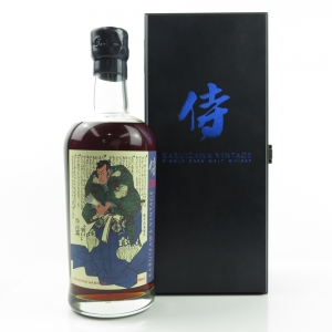 *Karuizawa 1984 30 Year Old Cask Single Cask #3656 / Samurai