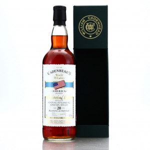 Heaven Hill 20 Year Old Cadenhead's World Whiskies