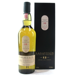Lagavulin 12 Year Old 2014 Release