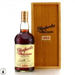 Glenfarclas 1955 Family Cask #2211 / Release I