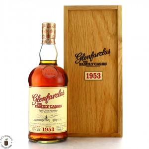 Glenfarclas 1953 Family Cask #1678 / Release I