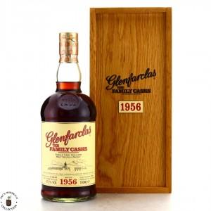 Glenfarclas 1956 Family Cask #1758 / Release I