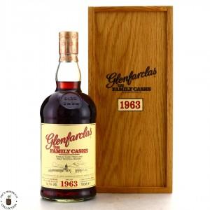 Glenfarclas 1963 Family Cask #4098 / Release I