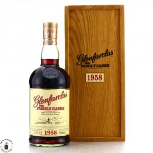 Glenfarclas 1958 Family Cask #2245 / Release I