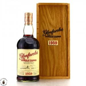 Glenfarclas 1959 Family Cask #1816 / Release I