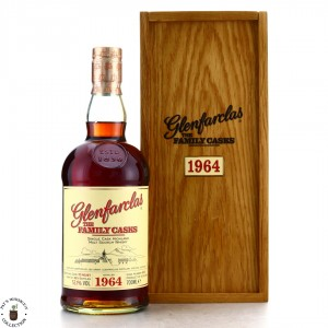 Glenfarclas 1964 Family Cask #4717 / Release I