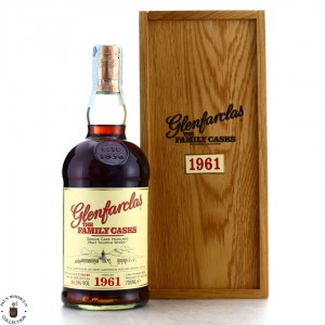 Glenfarclas 1961 Family Cask #4913 / Release I