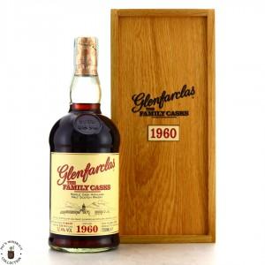Glenfarclas 1960 Family Cask #1767 / Release I