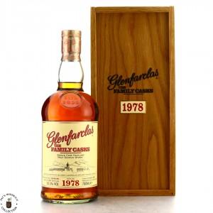Glenfarclas 1978 Family Cask #587 / Release I