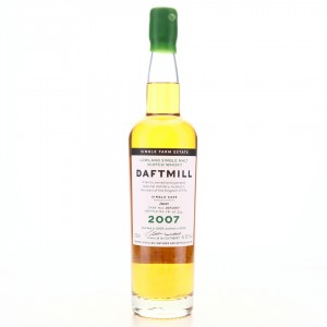 Daftmill 2007 Single Bourbon Cask #37 / Japan