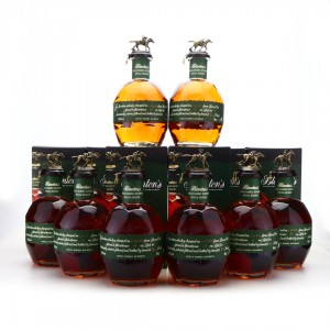 Blanton's Single Barrel Special Reserve Dumped 2020 8 x 70cl / Full Stopper Collection