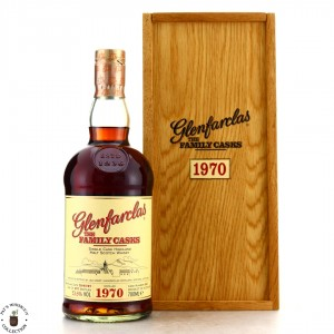 Glenfarclas 1970 Family Cask #566 / Release I