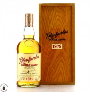 Glenfarclas 1979 Family Cask #146 / Release I