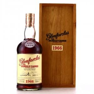 Glenfarclas 1966 Family Cask #4177 / Release I