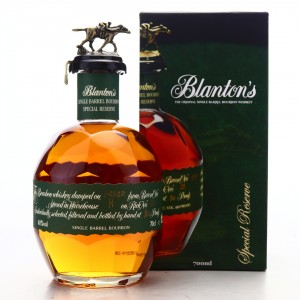 Blanton's Single Barrel Special Reserve dumped 2020