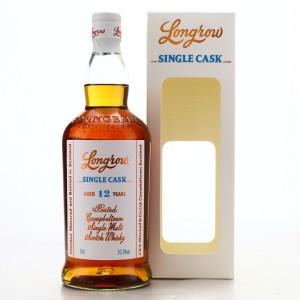 Longrow 2007 Single Sauternes Cask 12 Year Old / UK