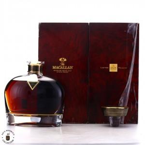 Macallan 1824 Collection Decanter 2011 Release