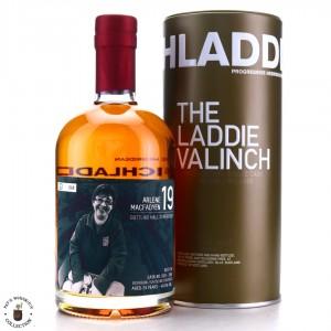 Bruichladdich 1992 Arlene Macfadyen Valinch 24 Year Old / Sauternes Finish