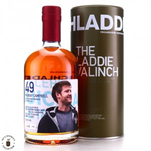 Bruichladdich 2008 Murray Campbell Valinch 11 Year Old / Premium French Wine