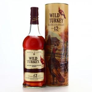 Wild Turkey 12 Year Old 101 Proof
