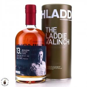 Bruichladdich 1992 Jim McEwan Valinch 23 Year Old / Fino Sherry