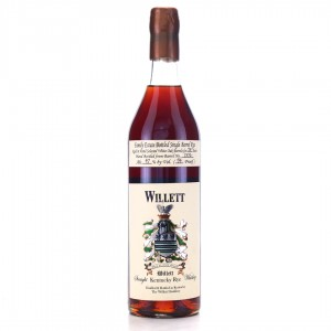 Willett Family Estate 1983 25 Year Old Single Barrel Rye #1372