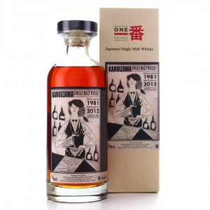 Karuizawa 1981 Single Cask #162 / LMDW Cocktail Series