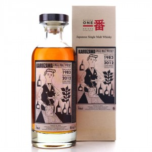 Karuizawa 1983 Single Cask #8597 / LMDW Cocktail Series