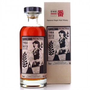 Karuizawa 1984 Single Cask #7975 / LMDW Cocktail Series